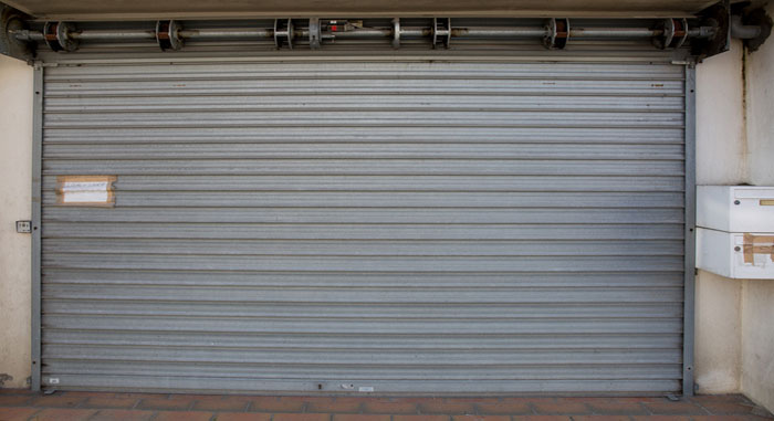 Commercial roll up door repairs Greenwich