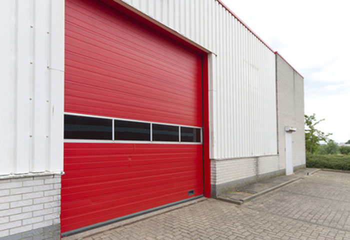 Commercial overhead door Greenwich